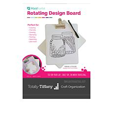 "Totally Tiffany 9"" x 11"" Rotating Design Board"
