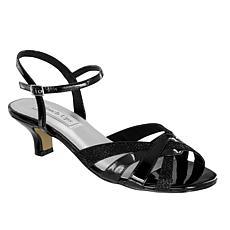 Touch Ups Jane Kitten Heel Sandal - Wide