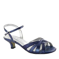 Touch Ups Jane Kitten Heel Sandal - Wide