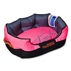 Touchdog Performance-Max Sporty Comfort Cushioned Dog Bed - Large