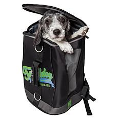 Touchdog Ultimate Travel Airline Approved Backpack Pet Carrier