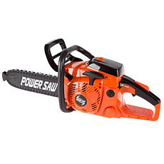 Toy Chainsaw for Boys and Girls- Outdoor Power Tool by Hey! Play!