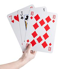 Toy Time Jumbo Deck of Playing Cards