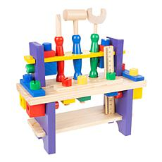 Toy Time Kids Workbench and Tool Set