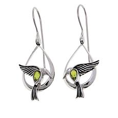 "Traveler's Journey 0.68ctw ""Hummingbird"" Earrings"