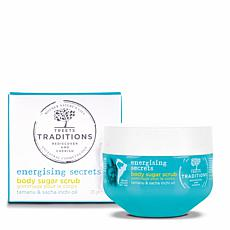 Treets Traditions Energizing Body Sugar Scrub