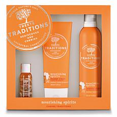 Treets Traditions Nourishing 3-piece Gift Set