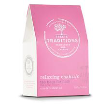 Treets Traditions Relaxing Chakras Bath Tea