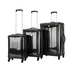 Triforce Luggage Apex #102 3pc Hardside Spinner Luggage