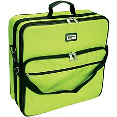 Tutto Embroidery Bag - Lime
