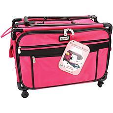 TUTTO Machine On Wheels Case - Pink