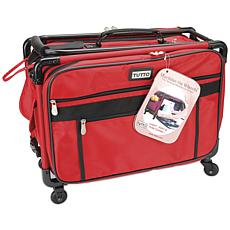 Tutto Machine-On-Wheels Case - Red