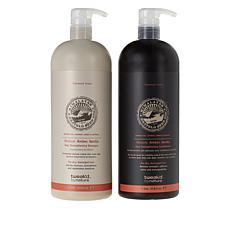 Tweak'd by Nature Supersize Amber Vanilla Restore Shampoo/Conditioner