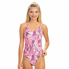 Uglies Revibe Printed Star-Back One-Piece Swimsuit