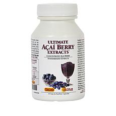 Ultimate Acai Berry Extracts - 30 Capsules