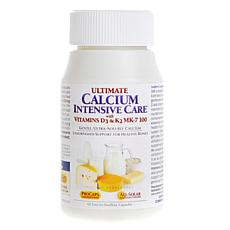 Ultimate Calcium Intensive Care w/Vitamin D3 - 60 Caps