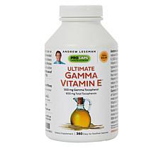 Ultimate Gamma Vitamin E - 360 Capsules