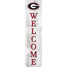 "University of Georgia 48"" Welcome Leaner"
