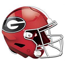 University of Georgia Helmet Cutout