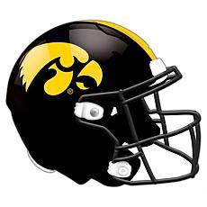 University of Iowa Helmet Cutout