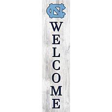 "University of North Carolina 48"" Welcome Leaner"