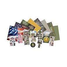 U.S. Army Scrapbooking Set
