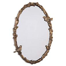 Uttermost Paza Oval Mirror