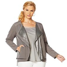 Vanessa Williams Work To Do City Jacket