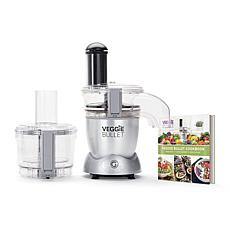 Veggie Bullet Electric Spiralizer & Food Processor - Silver