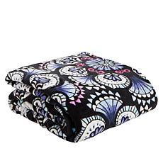 Vera Bradley Plush Paisley Throw Blanket