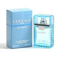 Versace Man Eau Fraiche Eau De Toilette Spray - 1 fl. oz.