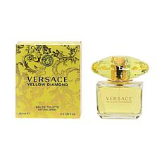 Versace Yellow Diamond Ladies Eau De Toilette Spray - 3 fl. oz.
