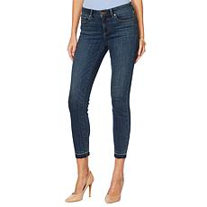 Vince Camuto 5-Pocket Released-Hem Jean