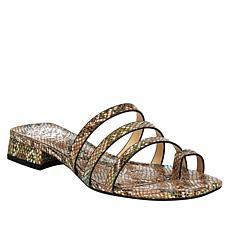 Vince Camuto Grenda Leather Toe-Loop Sandal