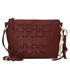 Vince Camuto Lynx Leather Crossbody
