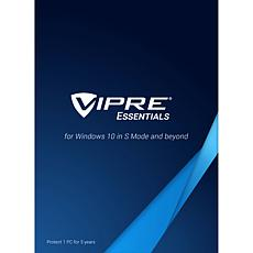 VIPRE Essentials Privacy Shield for Windows in S Mode
