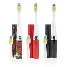 Voom Sonic Go 1 Series Sonic Toothbrush 3-pack