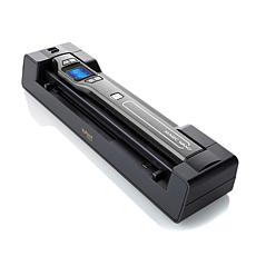 VuPoint Wand Scanner and Dock with 8GB microSD Card and Software