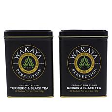 Wakaya Perfection 2-pack Organic Black Tea Combo Auto-Ship®