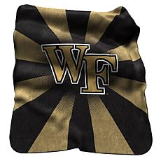 Wake Forest Raschel Throw