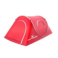 Wakeman Outdoors Pop-up Red Sunchaser 2-Person Tent