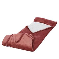 Warm & Cozy Plush Sleeping Bag