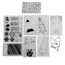 We R Memory Keepers Mini Evolution Stamp and Die Set - Winter