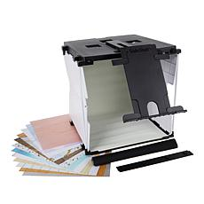 We R Memory Keepers Shotbox Portable Photo Studio Bundle