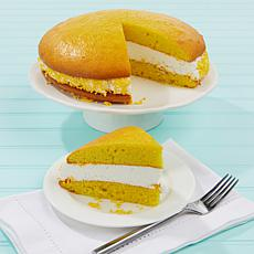 "Wicked Whoopies Lemon 10"" Jumbo Whoopie Pie with Sprinkles"