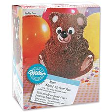 Wilton Mini Stand-Up Cake Pan - Bear