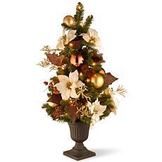 Winter Lane 3' Decorative Coll. Nature Tree w/Lights