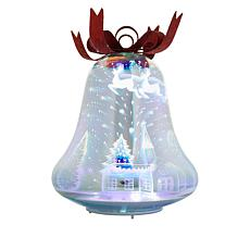 Winter Lane 3D Vintage Christmas Bell