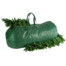 Winter Lane Heavy-Duty Tree Storage Bag with Zipper