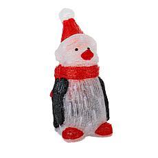 Winter Lane LED Acrylic Penguin